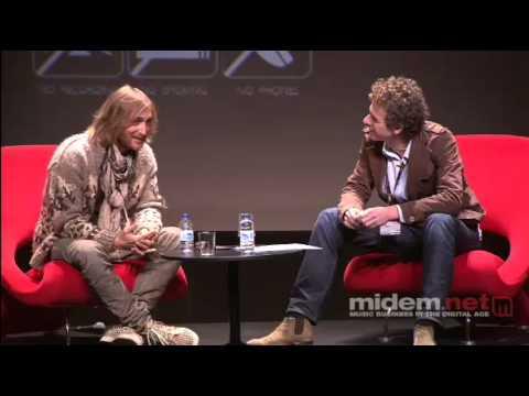 Conversation with David Guetta, Artist & Producer | MidemNet 2011