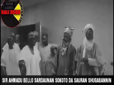 Download WAHALAR DA SU SARDAUNA AMADU SUKASHA WAJEN KAFA AREWACIN NIGERIA
