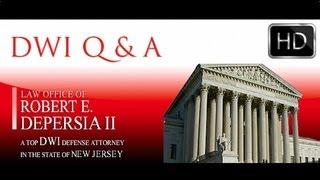 Top DWI Attorney - DUI Attorney - Haddonfield, New Jersey - De Persia Law