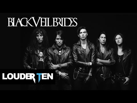 Top 10 Black Veil Brides Songs - Louder Ten