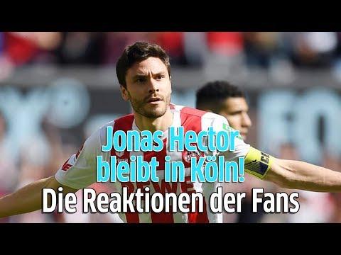 1. FC Köln: Jonas Hector verlängert Vertrag - So reagieren die Fans