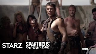 Spartacus | Vengeance Episode 9 Preview | STARZ