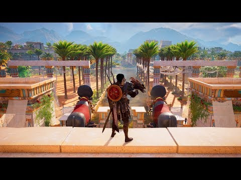 Assassin's Creed Origins - МНЕНИE О СЮЖЕТЕ