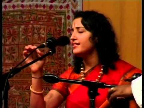 Voices of Tomorrow 2012 - Hindustani Vocal by Priya Purushothaman