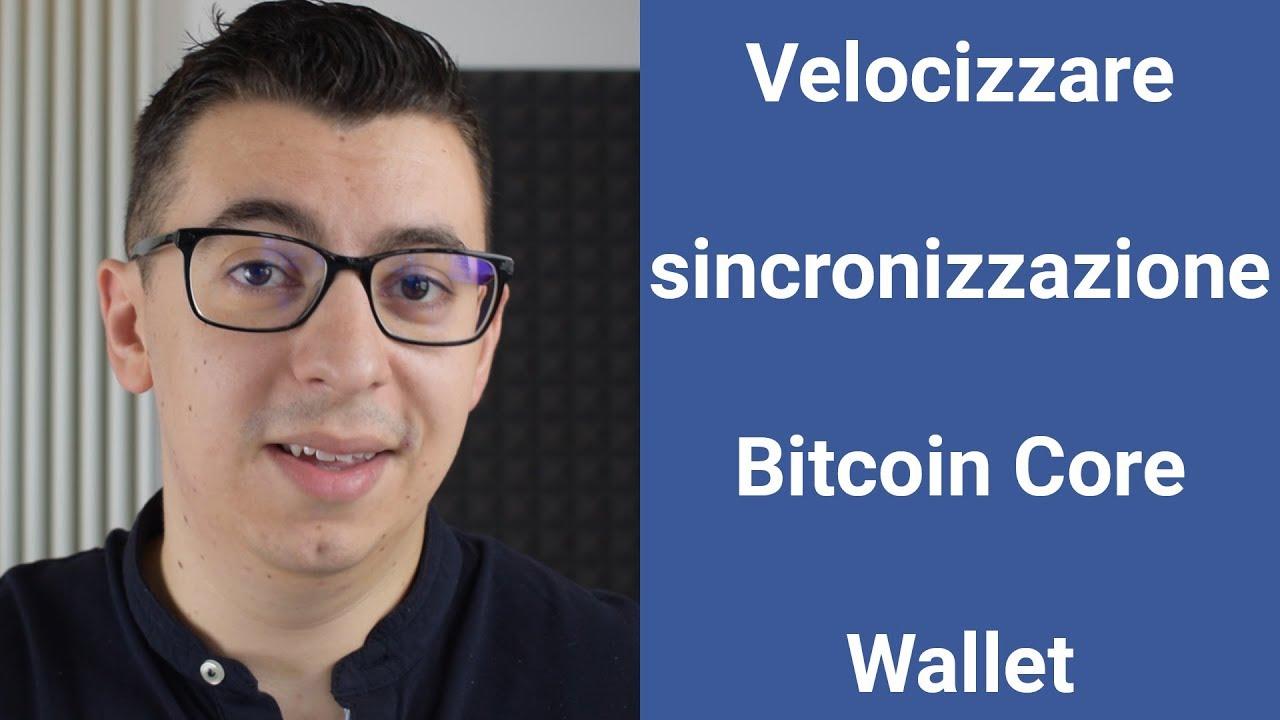 Sincronizzare portafoglio bitcoins ny sports betting