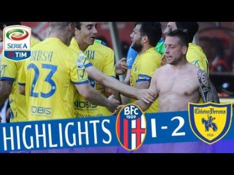 Bologna - Chievo 1-2 - Highlights - Giornata 37 - Serie A TIM 2017/18