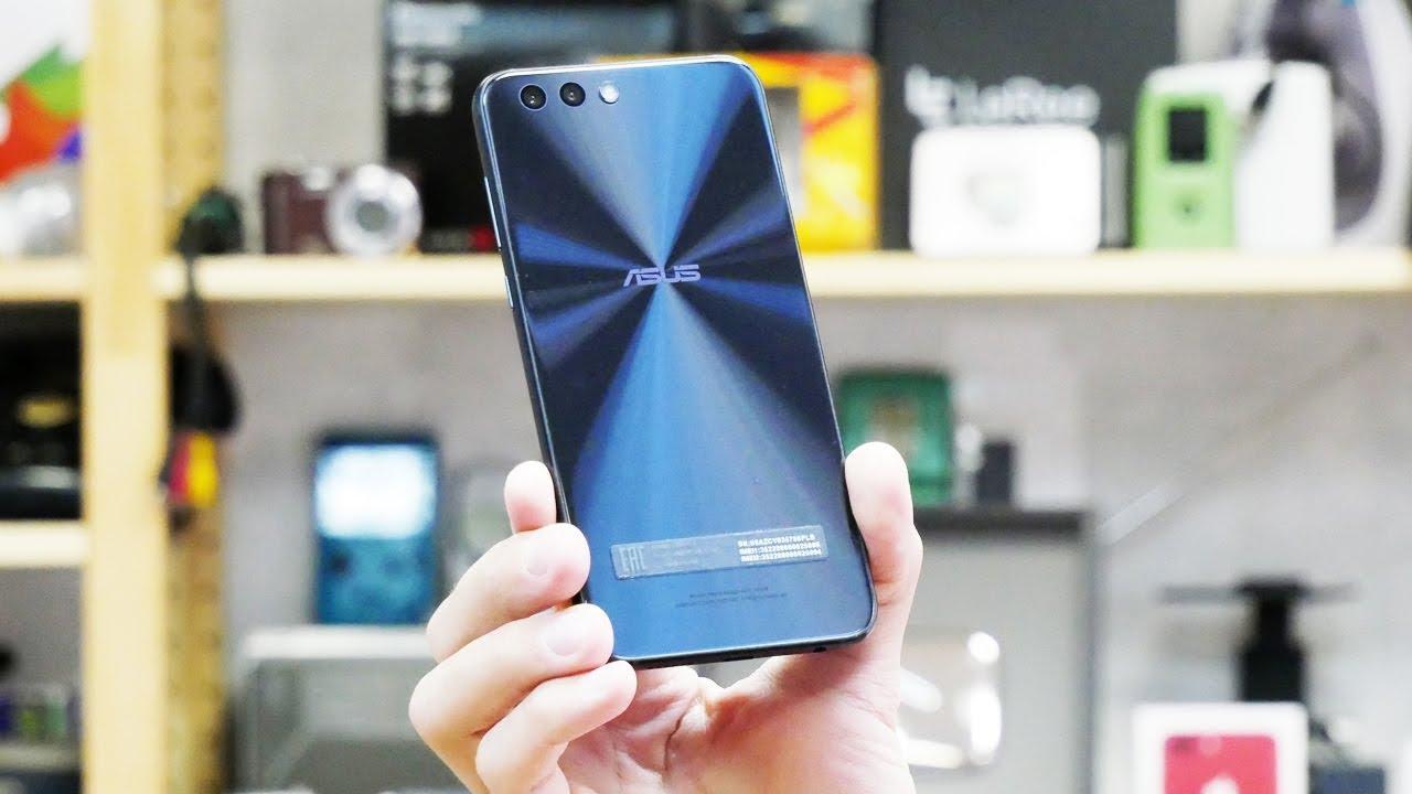 Смартфон ASUS ZenFone 4|Быстрый обзор топовый ASUS ZenFone 4