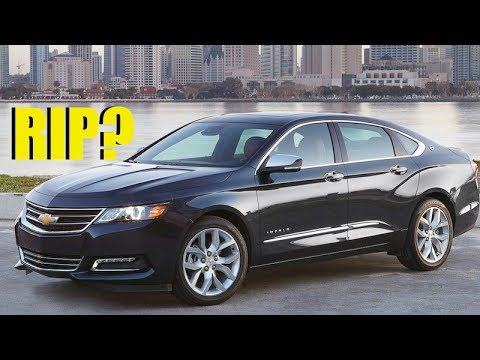 Is GM Killing The Chevy Impala and Volt?  Ask TFL Anything!