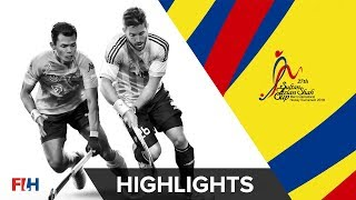 Sultan Azlan Shah Cup 2018 Highlights
