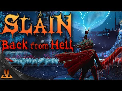 [LIVE] Must Please The Metal Gods  | SLAIN: Back From Hell