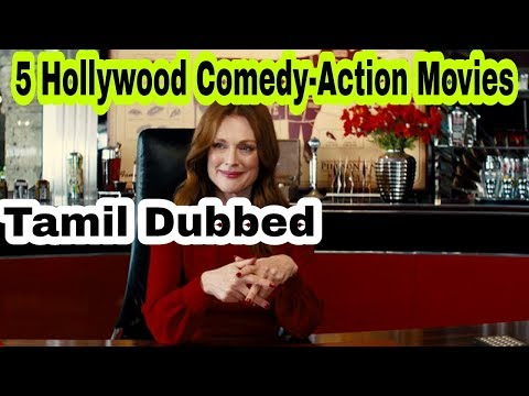 5 Hollywood Comedy Action Movies You Should Must Watch