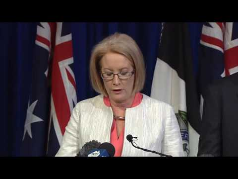 AFP Commissioner Broderick Report Press Conference