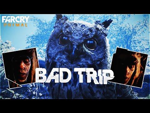 Far Cry Primal - TROP GROSSE DOSE = BAD TRIP (PC Ultra 60fps)