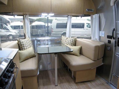 Luxury 2017 Airstream 16u0026#39; Bambi Sport Walk Through At Haydocy ... | Doovi