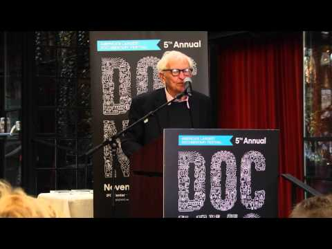 DOC NYC Visionaries Tribute - Albert Maysles 2014