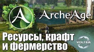 Очки работы в ArcheAge и как их восстановить.