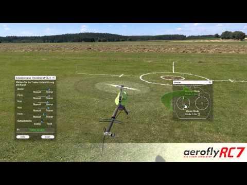 AEROFLY RC7 Flugsimulator Helitrainer Von Ikarus: 9708499