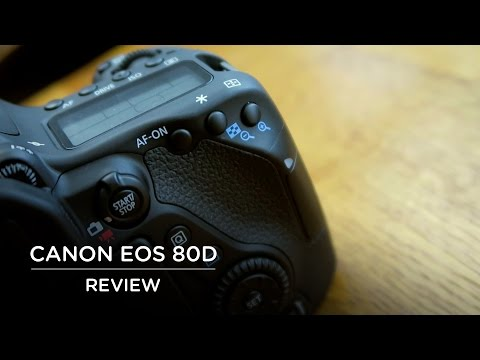 CANON EOS 80D REVIEW :: EXPANDED DYNAMIC RANGE