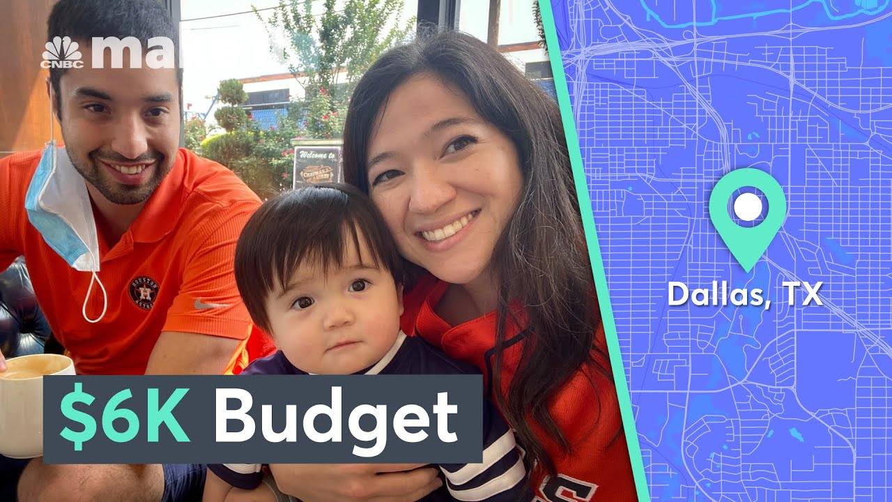 What A Family Making $168K Spends In A Week | Millennial Money