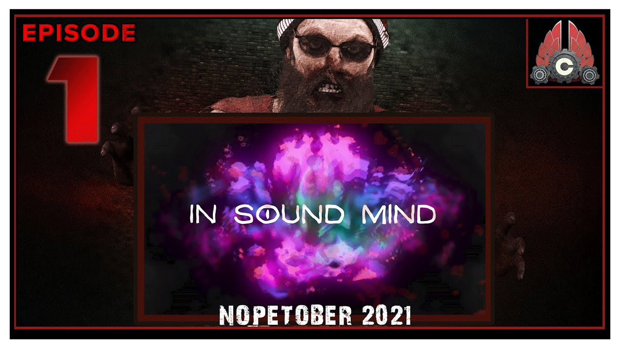 CohhCarnage Plays In Sound Mind - Episode 1
