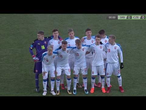 Srbsko U17 -  Česká republika U17