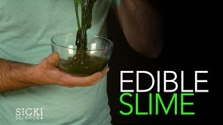 Edible Slime - Sick Science! #163