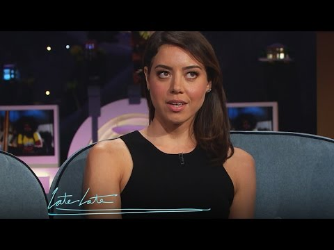 Aubrey Plaza Had a Pirate for a Roommate