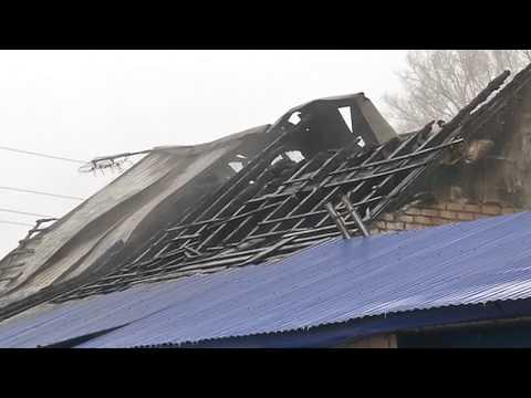 5 человек погибли в огне в Жилгородке. МЧС озвучивает причины трагедии