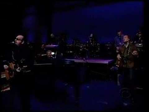 Elvis Costello & Allen Toussaint, River In Reverse on TV