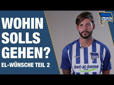 WOHIN SOLLS GEHEN? - TEIL 2 - UEFA EUROPA LEAGUE - Hertha BSC - Berlin - 2018 #hahohe