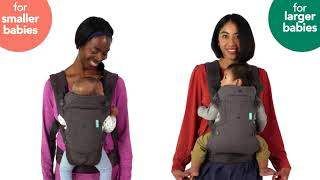 Infantino Flip 4-in-1 Convertible Carrier™ (Demo)