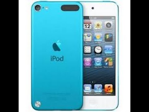 IPOD GIVEAWAY (4 OUT OF 5)