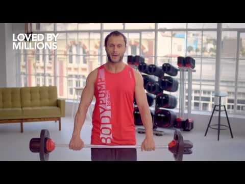 Getting Started BODYPUMP® Virtual