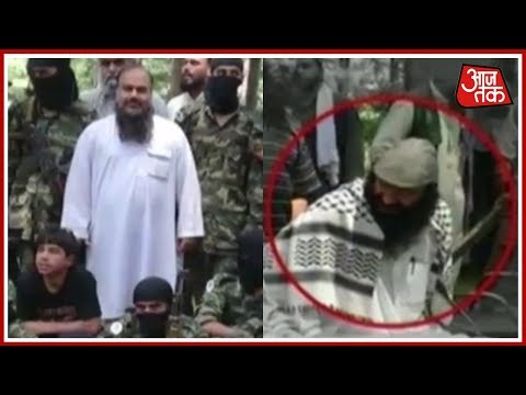 Hizbul Mujahideen Chief Spotted
