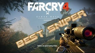 best sniper far cry 4 multiplayer fc4 mp tips as50