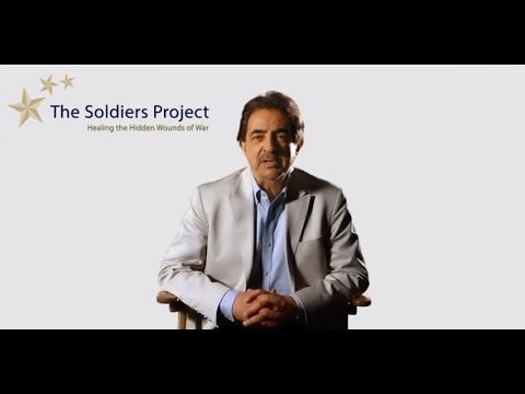 Joe Mantegna PSA for The Soldiers Project
