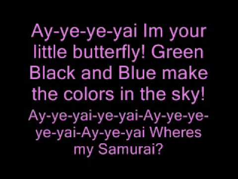 Butterfly Song + Lyrics