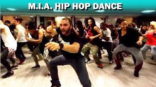 M.I.A. (Double Bubble Trouble) - Exclusive Choreo in Studio (Paris) - Guillaume Lorentz