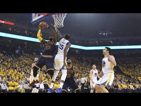 NBA TOP 10 Plays of the 2017 Playoffs