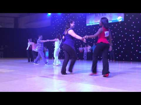 Swing Fling 2015 - Open Role Finals Song 2
