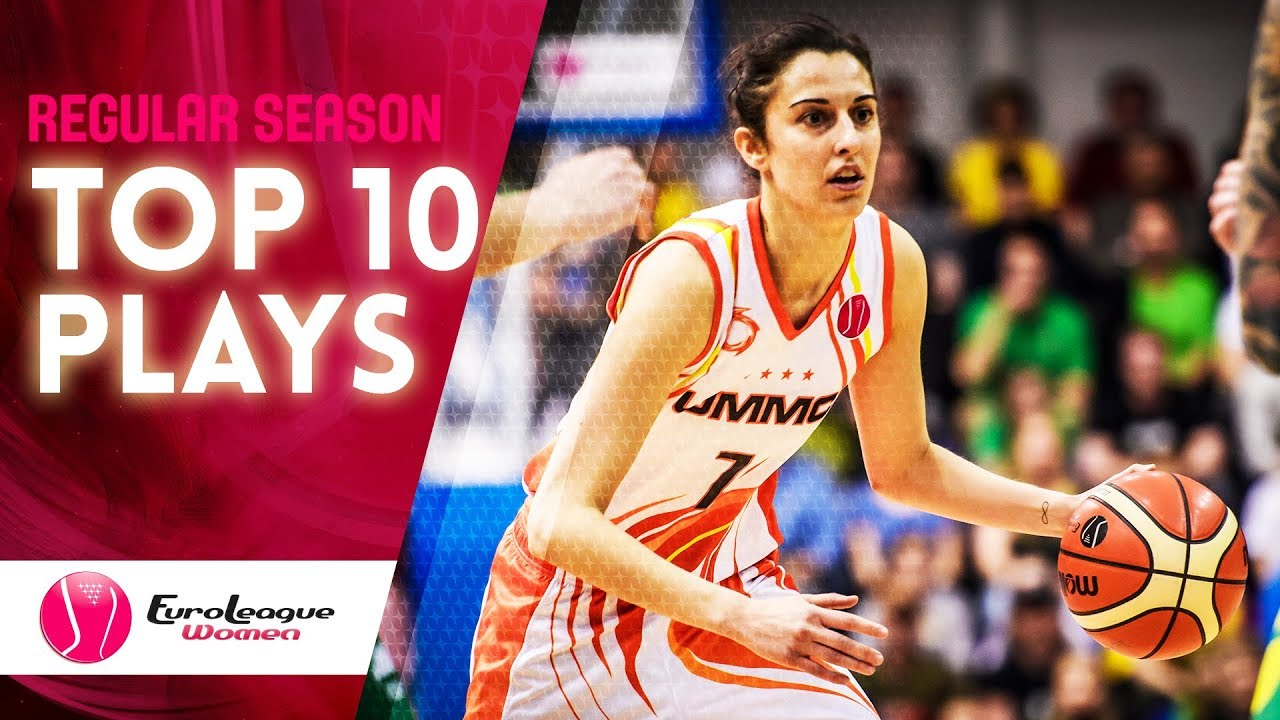 TOP 10 Plays   Regular Season   EuroLeague Women 2019