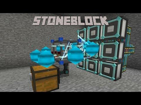 StoneBlock – DRACONIC FUSION CRAFTING [E30] (Modded Minecraft)
