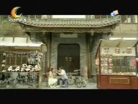 張靚穎《I LOVE THIS CITY》成都市形象宣傳片MV