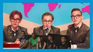 Download Video KPop + Nova Voices || Hey Mama/ Ka-CHING EXO CBX MV Video Reaction(Video Reacción) MP3 3GP MP4