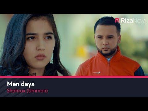 Shohrux (Ummon) - Men deya (Official Music Video) 2020