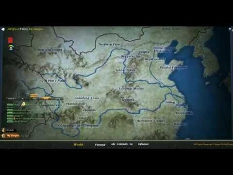 NOOB DOES JINLING INCIDENT -Age of Wulin/Wushu