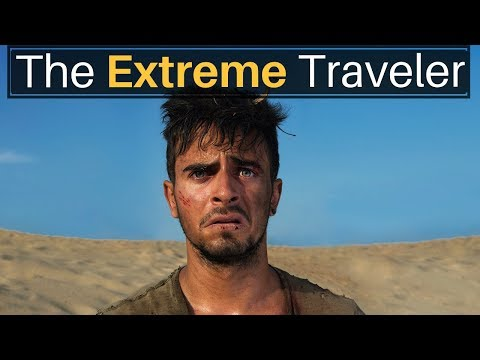 The Extreme Traveler | Peter from Slovakia