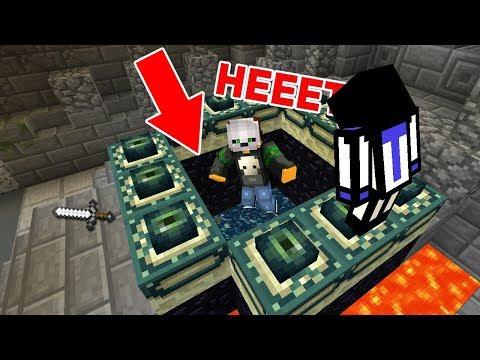 видео: ЧТО БУДЕТ, ЕСЛИ СКИНУТЬ МАНЬЯКА В ЭНДЕР ПОРТАЛ? - Minecraft Murder Mystery
