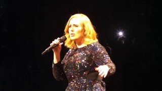 Adele Live in Köln/Cologne- Hello, Hometown Glory, One and Only, Rumour Has It