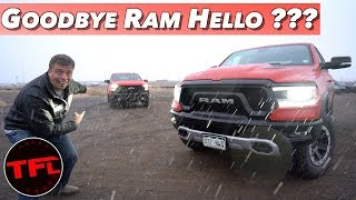 Goodbye Ram! You'll Never Guess What We Traded It For...